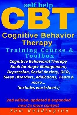 £11.25 • Buy Self Help Cbt Cognitive Behavior Therapy Training Course & Toolbox : Cognitiv...