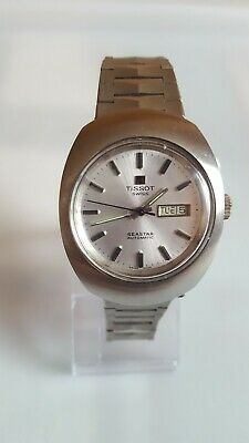 £195 • Buy Tissot Swiss Seastar Stainless Steel Automatic Watch. Excellent Condition.