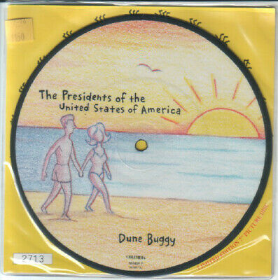 £14.99 • Buy The Presidents Of The United States Of America - Dune Buggy (7 , Single, Ltd,...