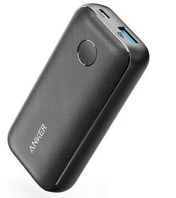 AU35.22 • Buy *NEW* Anker PowerCore 10000 Redux, Ultra-Small And Compact 12W Portable Charger
