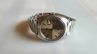 £75 • Buy Vintage Tissot Swiss Seastar Stainless Steel Automatic Watch. Good Condition.