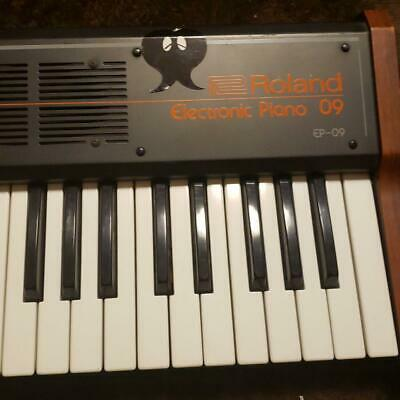 AU291.59 • Buy Roland EP-09 Electric Piano Keyboard  Used Working Tested Japan F/S