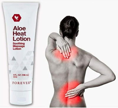 £12.99 • Buy Forever Living Aloe Heat Original Lotion Soothing Massage 118ml New