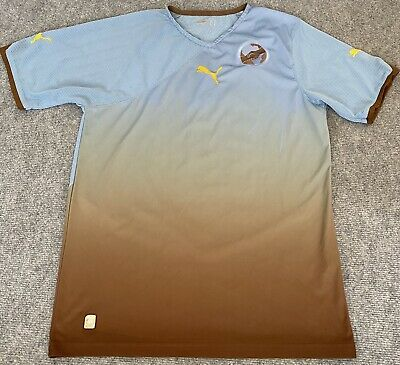 £15 • Buy Africa Unity Football Shirt 2010 World Cup South Africa - Puma Size M