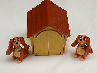 £5.99 • Buy Disney's Lady And The Tramp Vintage McDonald's Happy Meal Toy & Spare Dog Figure
