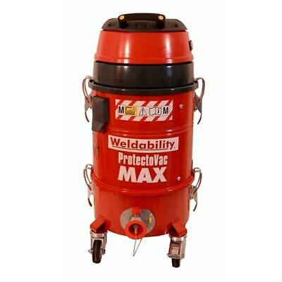 £400 • Buy Welding Fume Extractor, Protectovac Max Portable Extractor 110 Volt