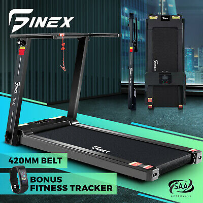 AU549.90 • Buy Finex LCD Electric Treadmills Home Gym Fitness Equipment Run Exercise Machine