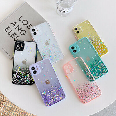 AU4.59 • Buy Gradient Star Sky Hard Case For IPhone 6 6S 7 8 Plus X XR XS 11 12 Pro Max Cover