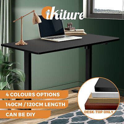 AU77.90 • Buy Oikiture Standing Desk Table Top Only For Office Computer Desk Sit Stand Frame