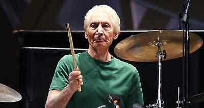 £6.95 • Buy Charlie Watts (1941 - 2021) - Rolling Stones - Poster Prints - A5 A4 A3