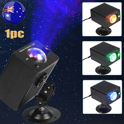 AU30.99 • Buy LED Galaxy Starry Night Light Projector Ocean Star Sky Party Lamp Kids Gift AU