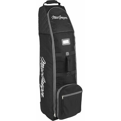 £44.99 • Buy MacGregor Golf VIP Deluxe Wheeled Padded Travel Cover Flight Bag 25% OFF RRP