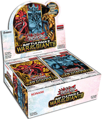 AU4.99 • Buy Battle Pack 2: War Of The Giants Yugioh 1st Edition Single Cards