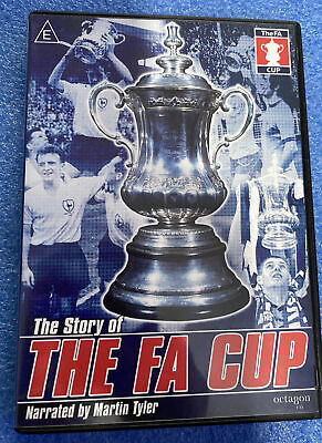 £3.99 • Buy The Story Of The Fa Cup - Fa Cup: The Story Of The Fa Cup [DVD] Ref14/8