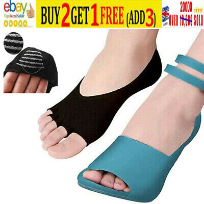 £6.67 • Buy 1-5x Five Finger Toe Socks Blister Protection Bunion Pain Relief Athletes Foot