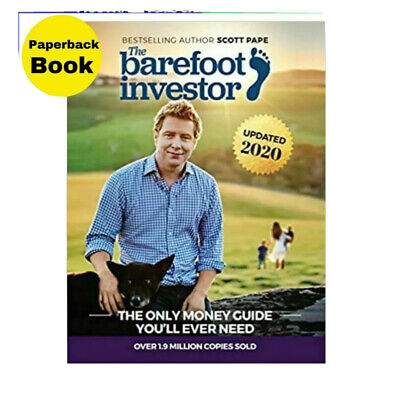 AU20 • Buy The Barefoot Investor 2020 Update Paperback Book By Scott Pape With Free Ship