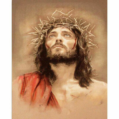 AU16.99 • Buy Characters DIY 5D Full Drill Diamond Painting Embroidery Decor Religion Jesus