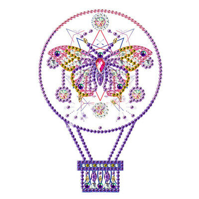 AU12.49 • Buy Partial Drill Diamond Painting Led Light Home Butterflies Animals Decor DIY Gift