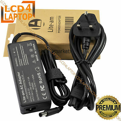 £12.49 • Buy 65W For Dell Studio 1536 1537 1555 1557 Laptop Power Supply AC Adapter Charger