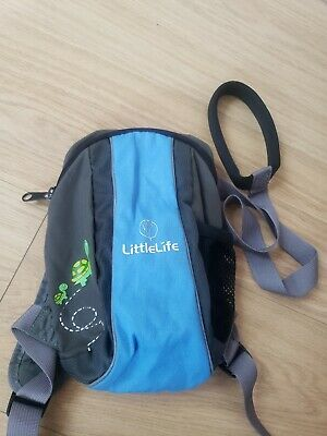 £6.50 • Buy Little Life Turtle Backpack Reins With Parent Strap