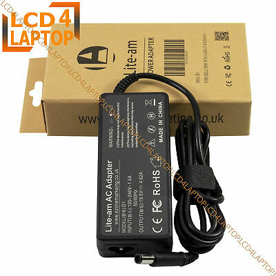 £11.99 • Buy For Dell Studio 1536 1537 1555 1557 Laptop Power Adapter Battery Charger PSU 65W