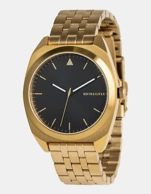 £95.51 • Buy Quiksilver Mens THE PM METAL 40mm SURF WATCH - EQYWA03030 Gold Rrp199.99