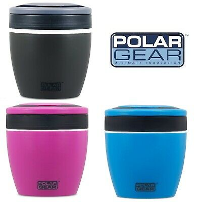 £11.99 • Buy Reheat Me Food Pod Hot Cold Meal Flask Office Microwave Thermos Spoon & Fork