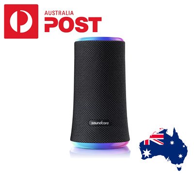 AU115.22 • Buy Anker Soundcore Flare 2 Bluetooth Speaker 20w IPX7 360° Sound 12-Hour Playtime