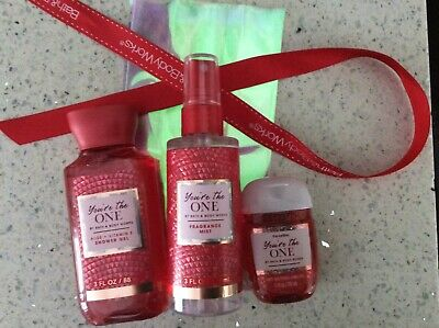 £20 • Buy Bath And Body Works You're The One Gift Set New
