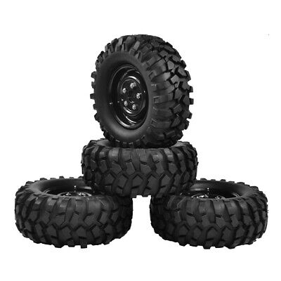 £19.69 • Buy 1:10 RC Rock Crawler 1.9  108mm Tires And Wheels For 1/10 Axial SCX10 RC4WD D90