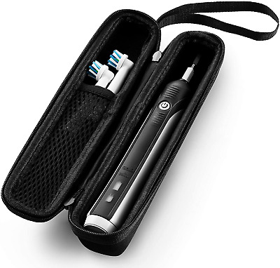 AU49 • Buy Hard Case Fits Oral-B Pro 1000 Power Rechargeable Electric Toothbrush W/ Mesh Po