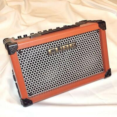AU379.47 • Buy Roland Cube Street Guitar Amplifier  Great Condition