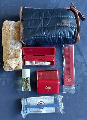 £6.40 • Buy Air Canada Vintage First Class Amenity Kit Bag