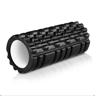 AU27.56 • Buy Foam Roller & Carry Bag Back Muscle Massage Trigger Point Pain Yoga 13×5.5 New