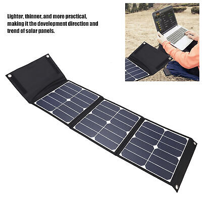 £169.87 • Buy Solar Panel Charger Kit 40W/80W High Efficiency Solar Panel For Phone Camera