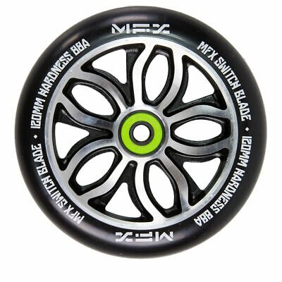 £39.95 • Buy Madd MFX R Willy Switchblade Signature Wheel 120mm - Black