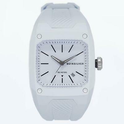 £47.75 • Buy Quiksilver TACTIK SILICONE WATCH Mens Surf Watch - EQYWA03023 White