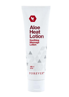 £15.99 • Buy Forever Living Aloe Heat Original Lotion Soothing Massage 118ml New
