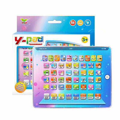 £9.69 • Buy Baby Tablet Educational Toys Children Early Education English Learning Toy