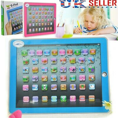 £9.91 • Buy Baby Tablet Educational Toys Toddler Early Education Language Learning Toy