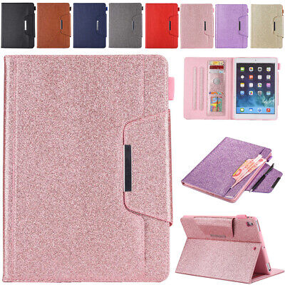 AU26.29 • Buy For IPad 5th 6th 7th 8th Gen Mini Air Pro Smart Cover Stand Case Magnetic Wallet