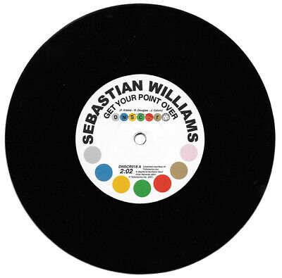 £12.99 • Buy Sebastian Williams Get Your Point Over/Care What Mama Said Northern Soul Listen