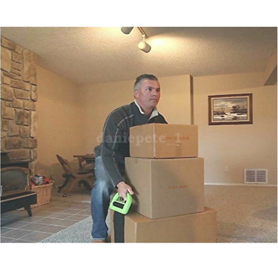 AU28.72 • Buy Heavy Lifting Moving Straps Forearm Heavy Carry Furniture Boxes Mattress