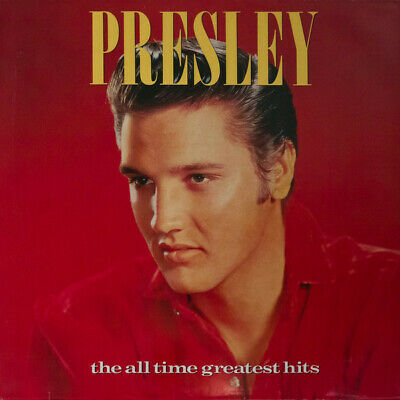 £14.89 • Buy Elvis Presley - The All Time Greatest Hits (Vinyl 2LP) PL90100(2) Good Condition