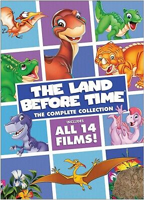 £29.99 • Buy The Land Before Time - The Complete Collection DVD [Region: 1]