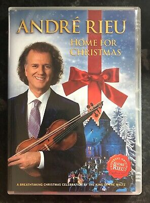 £5 • Buy Andre Rieu - Home For Christmas Dvd As Good As New Mint Condition