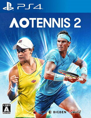 AU119.34 • Buy AO Tennis 2 Sony Playstation 4 PS4 Video Games From Japan Tracking NEW