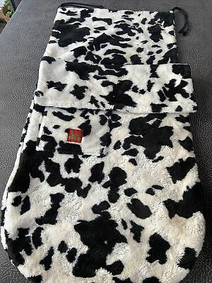 £30 • Buy Buggy Snuggle Cow Print Baby Foot Muff