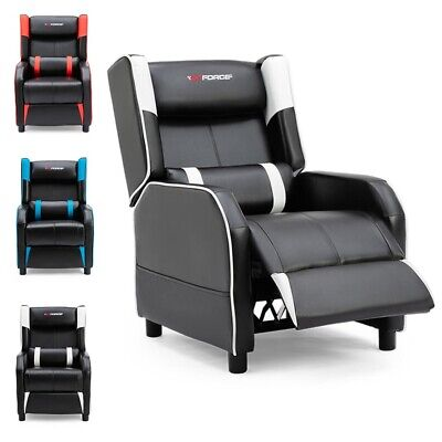 £189.99 • Buy Ranger X Faux Leather Gaming Seat Recliner Armchair Sofa Reclining Cinema Chair