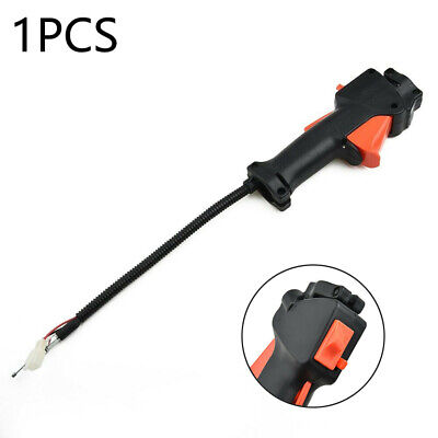 £6.89 • Buy Trimmer Strimmer Brushcutter Handle Switch Throttle Trigger Cable Replacement